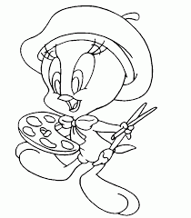 Free Cartoon Coloring Pages Kids