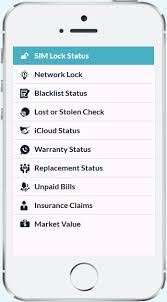 How to Check iPhone Unlock Status with my iPhone IMEI number