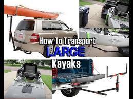 Best Bed Extender For Trucks & SUVs to Haul Long Kayaks
