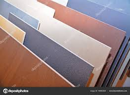 Ceramic Tile Floor Sample Stock Photo