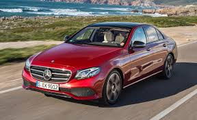 2017 Mercedes Benz E class First Drive – Review – Car and Driver