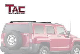100 Hummer H3 Truck Amazoncom TAC TRUCK ACCESSORIES COMPANY TAC Cross Bars For 2006