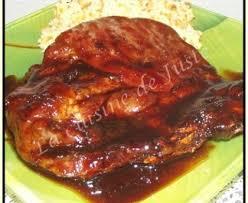 comment cuisiner des cotes de porc côtes de porc au miel recette de côtes de porc au miel marmiton