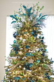 Donna Decorates Dallas Age by Peacock Christmas Ornaments Rainforest Islands Ferry