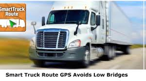 100 Gps Truck Route IPhone IPad Smart GPS App Intro