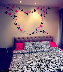 34 Amazing Wall Art Ideas You Can Do Yourself To Bring A Blank Surface Life Zebra BedroomsGirls
