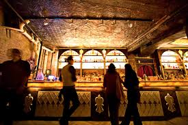 Bathtub Gin Nyc Burlesque by Secret U0027s Told A Map Of New York U0027s Hidden Bars Cool Cousin