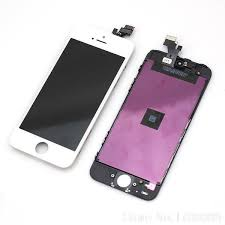 new Lowest Price black & white For Apple iPhone 5 5G LCD Display