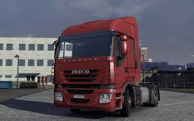 LICENSE PLATE IVECO ETS 2 -Euro Truck Simulator 2 Mods