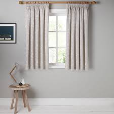 Lined Curtains John Lewis by Buy John Lewis Croft Collection Freya Lined Pencil Pleat Curtains