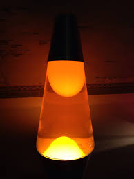 Lava Lamps Spencers Gifts by Eleven Inch Lava Lamp With Orange Liquid And White Wax Lava