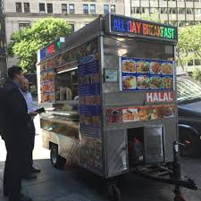 100 Halal Truck Cart Food Stands Wall St And Pearl St Financial District