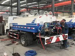 100 Tank Trucks For Sale Isuzu Fuel Oil Steel Truck Working Video