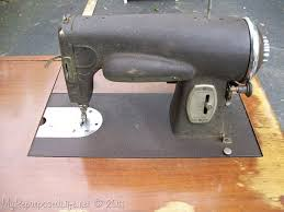 Vintage Kenmore Sewing Machine In Cabinet by How To Remove A Vintage Sewing Machine My Repurposed Life