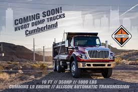100 Commercial Dump Trucks For Sale COMING SOON STOCK HV607 DUMP TRUCKS Tennessee Truck Tractor