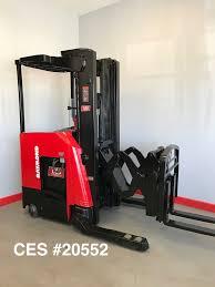 100 Raymond Lift Trucks CES 20552 740 DR32TT Deep Reach Forklift 207