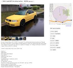 100 Knoxville Craigslist Cars And Trucks By Owner Official What B5 S4s Are Listed On Now Thread Page 5