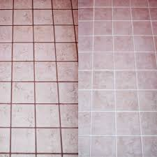 before and after tile northwest grout works