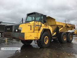 100 Articulated Trucks 2008 Komatsu Hm350 2 6x6 Dump Truck