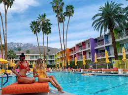 100 Sagauro Palm Springs The Saguaro M Y T R A V E L S In 2019