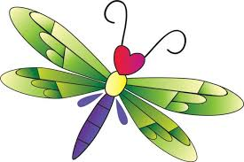 Dragonfly clipart 2 Clipartix