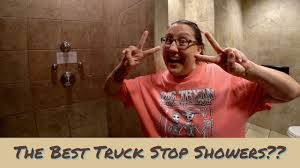 THE BEST TRUCK STOP SHOWERS?? - YouTube The Laundry Truck Brings Denvers Homeless Respectability Of List Stops With Showers Image Cabinets And Shower Mandra Stop Travel Plaza 83 Diner York Pennsylvania This Morning I Showered At A Girl Meets Road Stop Showers Sure Interest Me Do Be Interesting Facility Upgrades Pilot Flying J Real Truth Behind Truck Youtube Glasgow Secure Hgv Parking 2 Hours Free Frameless Doors Showering Bathroom Kohler Near Me Trucker Path