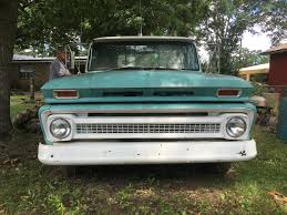 I Bought A 64' Chevy C10 With A 66