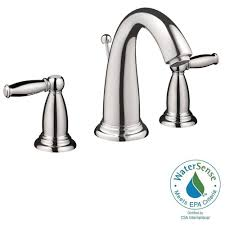 Home Depot Bathroom Faucets Chrome by Hansgrohe Swing C 8 In Widespread 2 Handle Mid Arc Bathroom