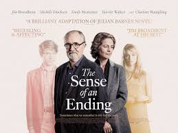 Script: The Sense Of An Ending | Nudge The Nse Of An Ending By Julian Barnes Tipping My Fedora Il Senso Di Una Fine The Sense Of An Ending Einaudi 2012 Zaryab 2015 Persian Official Trailer 1 2017 Michelle Bibliography Hraplarousse 2013 Book Blogger Reactions In Cinemas Now Dockery On Collider A Happy Electric Literature Lazy Bookworm Movie Tiein Vintage Intertional