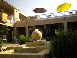hôtel le patio de violette uzès