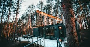 100 Cargo Container Cabins This Amazing Storage Cabin Is Your New Favorite