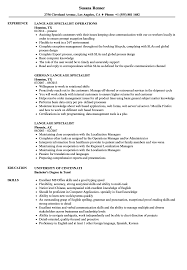 Language Specialist Resume Samples | Velvet Jobs Language Proficiency Resume How To Write A Great Data Science Dataquest Programmer Examples Template Guide Entrylevel And Writing Tips 2019 Beginners Novorsum Resume To Include Skills In Proposal Levels Of Beautiful Instructor Samples Velvet Jobs A Cv The Indicate European Cv Can I Add The Section Languages Photographer Cover Letter