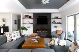 100 Bungalow Living Room Design Mill Valley CA By Elena Calabrese