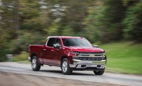 100 Trucks For Sale In Oregon 2020 Chevy Silverado 1500 30L Duramax Is Smoother Than It