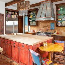 Charming Mexican Kitchen Decor Tuscan Paint Color Ideas