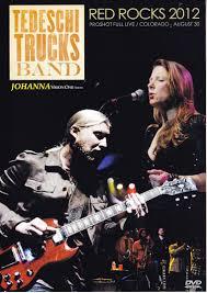 100 Tedeschi Trucks Band Red Rocks Rock 2012 1DVDR GiGinJapan