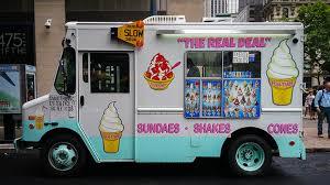 Ice Cream Truck Business Image