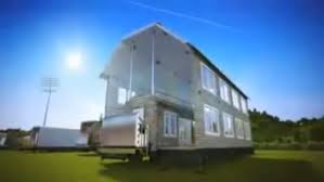 100 Houses Containers Shipping Fold Out Into Two Story In This Highly