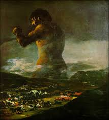 Famous Spanish Mural Artists by Francisco Goya Paintings From The Famous Spanish Artist