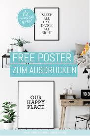 free poster zum sprüche zuhause poster küche