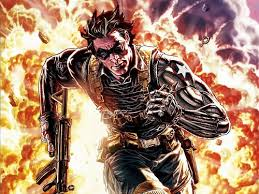 Bucky Barnes Winter Soldier Wallpaper Possibly With Anime Entitled