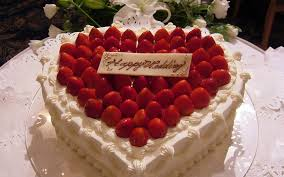 Happy Birthday Cake With Love Love Birthday Cake With Rose For Lover And Romantic – Wishes