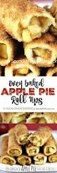 Preparing Pumpkin For Pie Filling by Baked Apple Pie Roll Ups Spend With Pennies