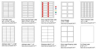 Avery Laser Label Templates Fresh 3 Column Template Docs