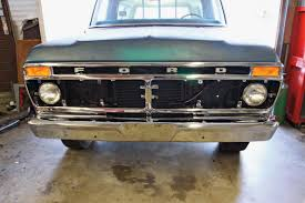 100 Grills For Trucks New Grille And Bumper For A 19731979 FSeries D Pickup With LMC