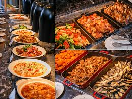 buffet cuisine 馥 50 王朝大酒店 buffet 平日自助下午茶吃到飽 台北 聚餐首選 甜點