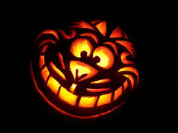Cheshire Cat Pumpkin Stencil Disney by The 25 Best Cat Pumpkin Carving Ideas On Pinterest Pumpkin