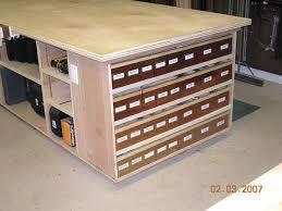 Delightful Paulk Workbench Plans Free Woodwork Work Bench PDF