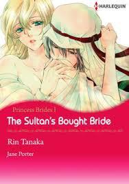 The Sultans Bought Bride Harlequin Comics