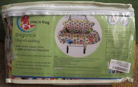 100 Frog High Chair Croc N Grocery And Shopping Cart Cover Review